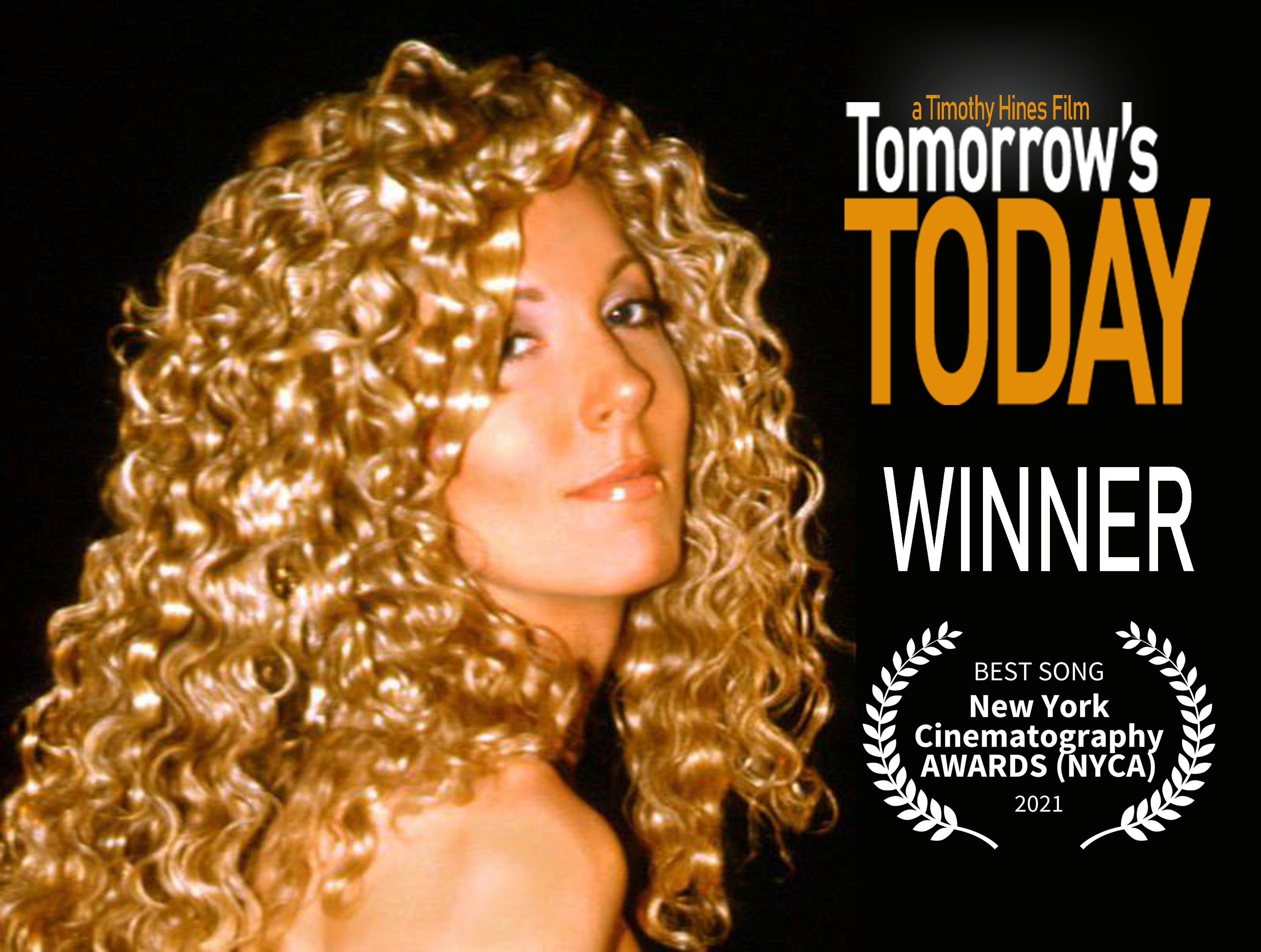 """Boston Conservatory at Berklee alumni Susan Goforth Wins Best Song at the New York Cinematography Awards with """"Tomorrow's Today"""""""