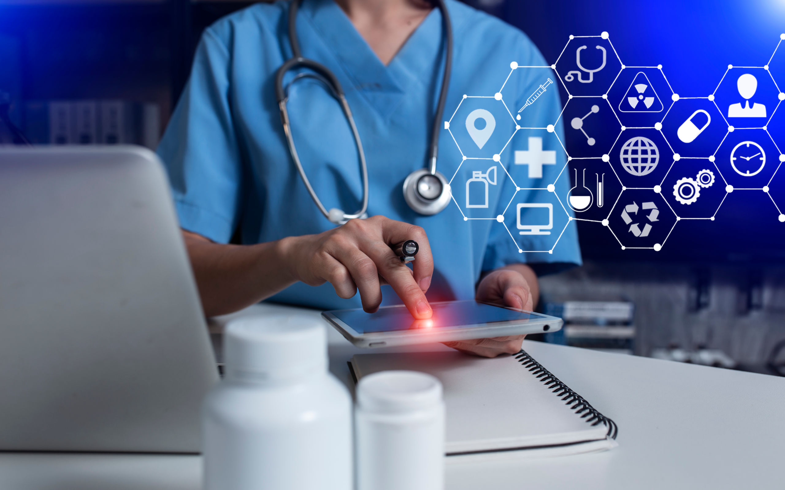 Global Share of RFID in Healthcare Market Expecting 21.5% CAGR Growth, to Reach US $7,700 Million by 2026
