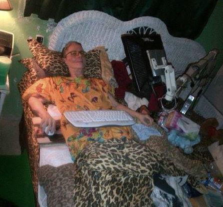 Bring Bedridden Billie Back to the USA
