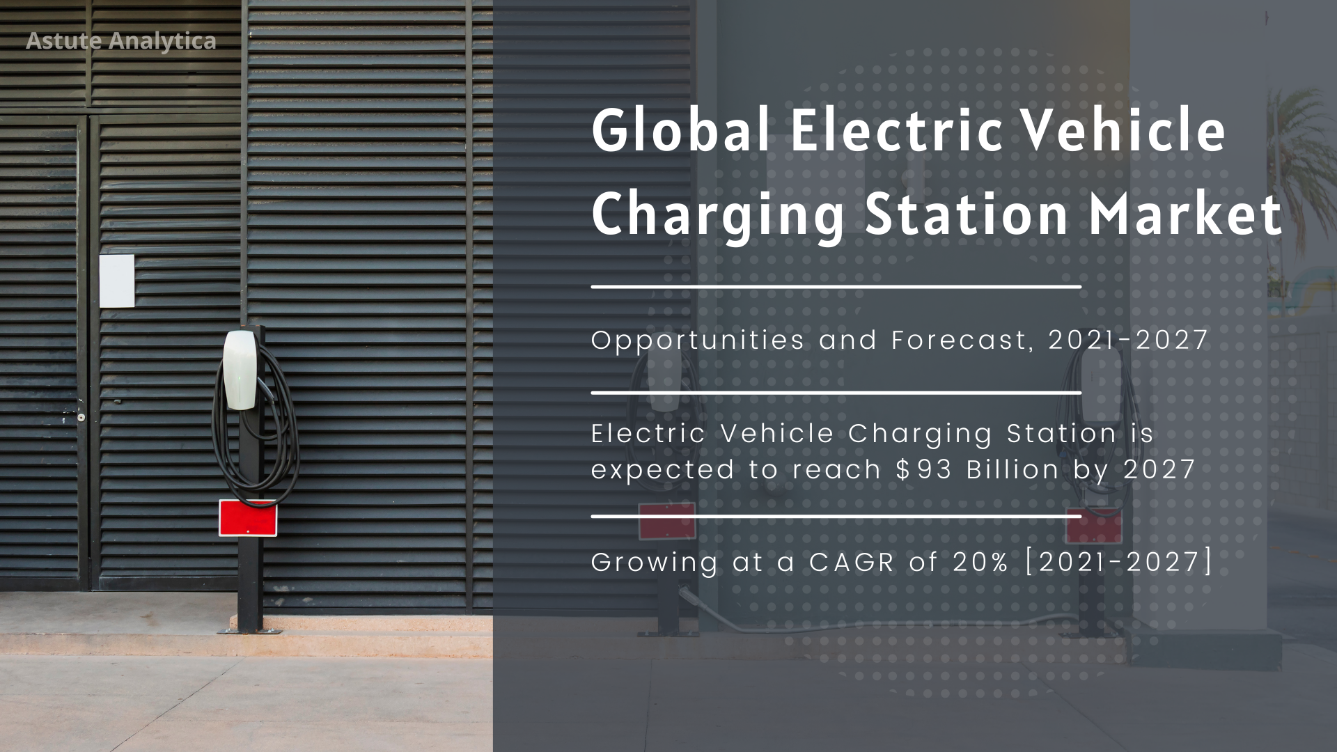 Electric vehicle charging station market to make great impact in near future