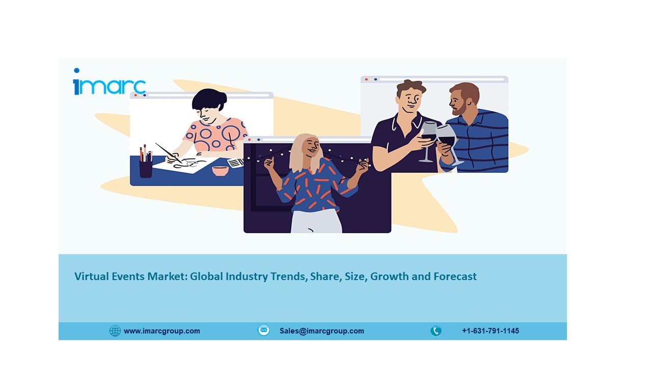 Virtual Events Market Size to Expand at a CAGR of 25% during 2021 to 2026