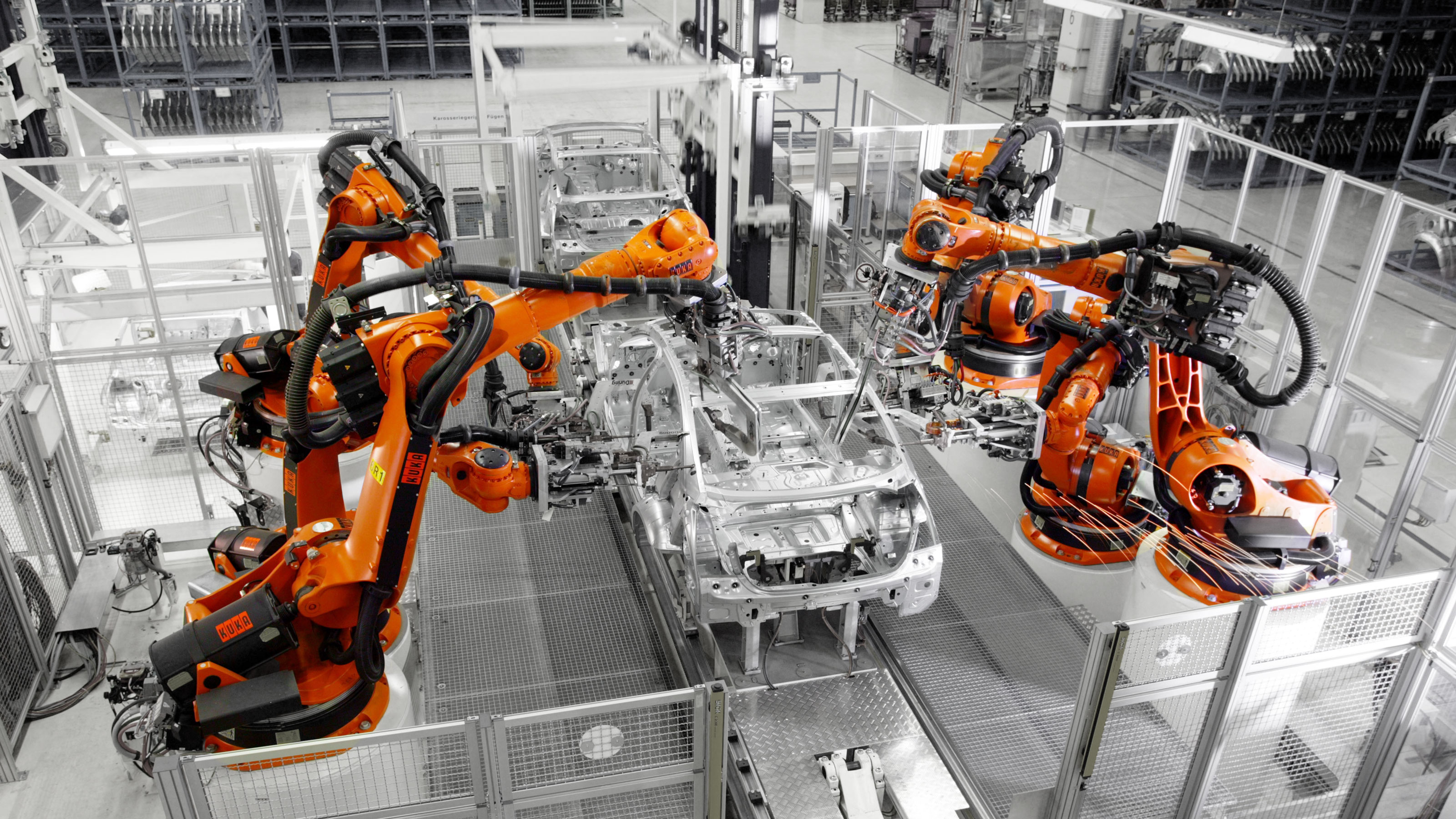 Automotive Robotics Market Outlook 2021: Big Things are Happening | ABB, Comau, DENSO WAVE INCORPORATED, FANUC CORPORATION