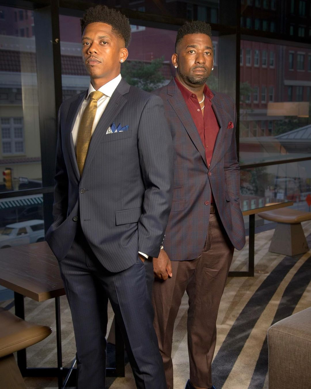 Young entrepreneur, Jason McGee and Jamaal Evans become investing tycoons