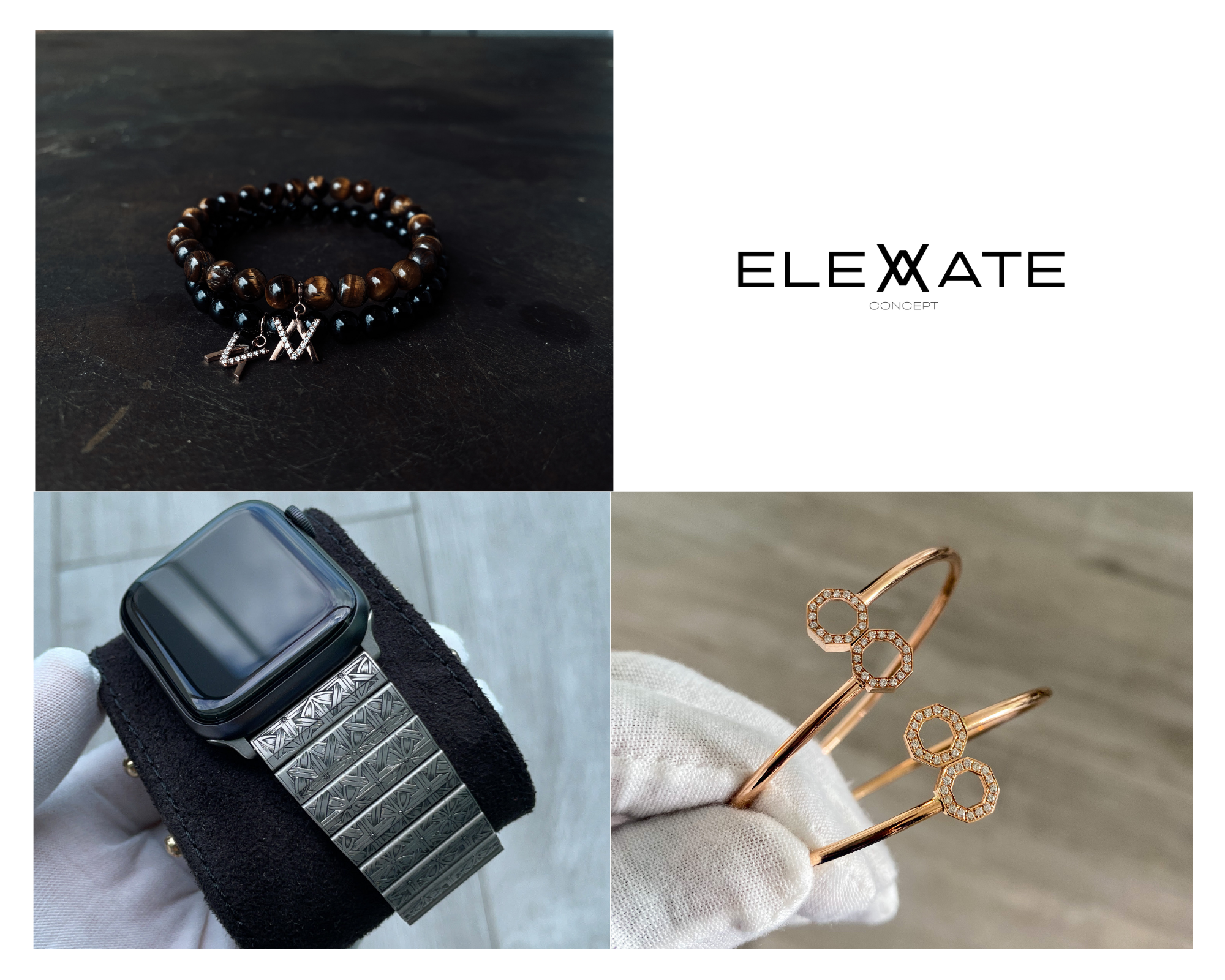 Luxury Fashion Store, Elevate Concept Launches Their Own Apparel And Jewelry Brand, Elevate Concept Club