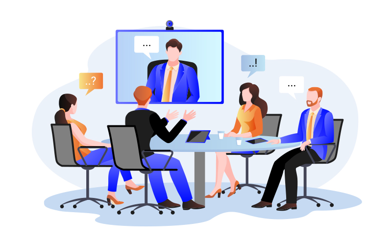 Video Conferencing Market Share Rise at 11.45% CAGR, to Reach USD 9.2 Billion by 2026