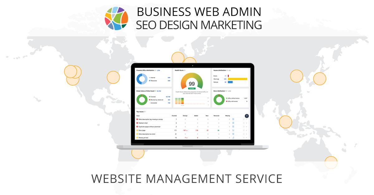 Business Web Admin Becomes Collaborative Tool For a Competitive Monthly Price