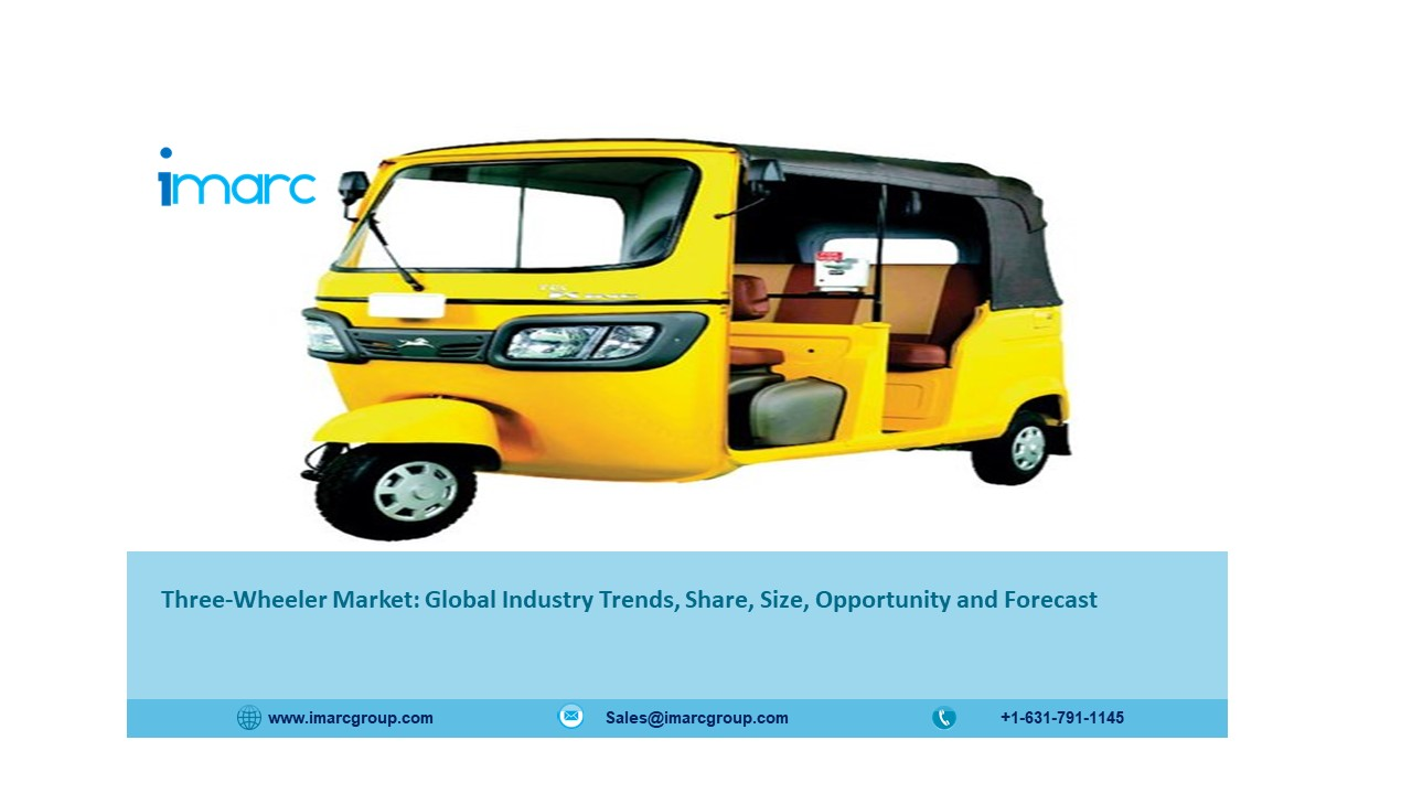 Three-Wheeler Market Overview, Industry Top Manufactures, Size, Opportunities and Forecast 2021-2026