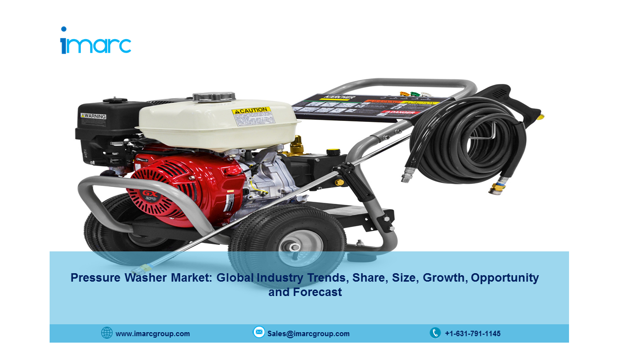 Pressure Washer Market Report 2021 | Size, Share, Trends, Analysis, Growth & Forecast 2026