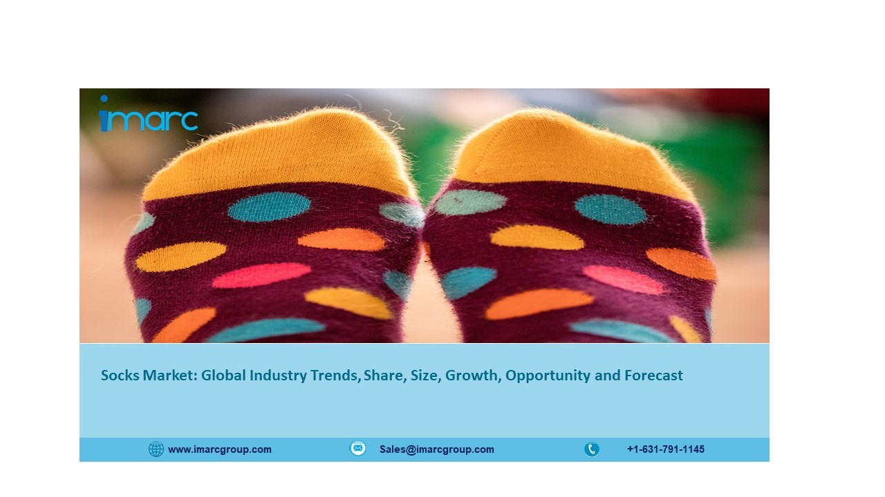 Socks Market Expected to Rise at 5% CAGR during 2021 to 2026 - IMARC Group