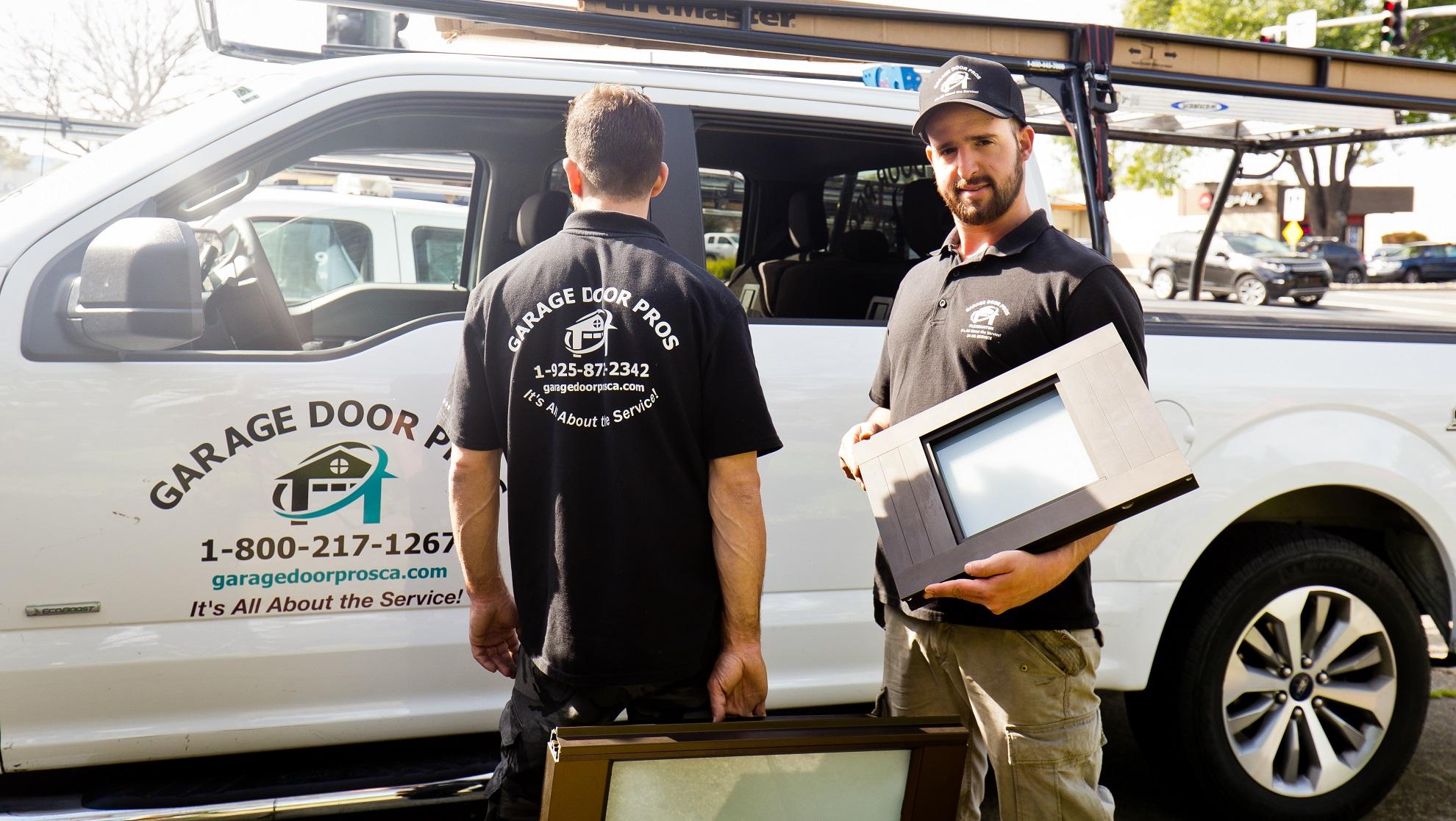 Garage Door Pros Announcing Totally Safe And Secure Garage Door Installation Services In Pleasanton