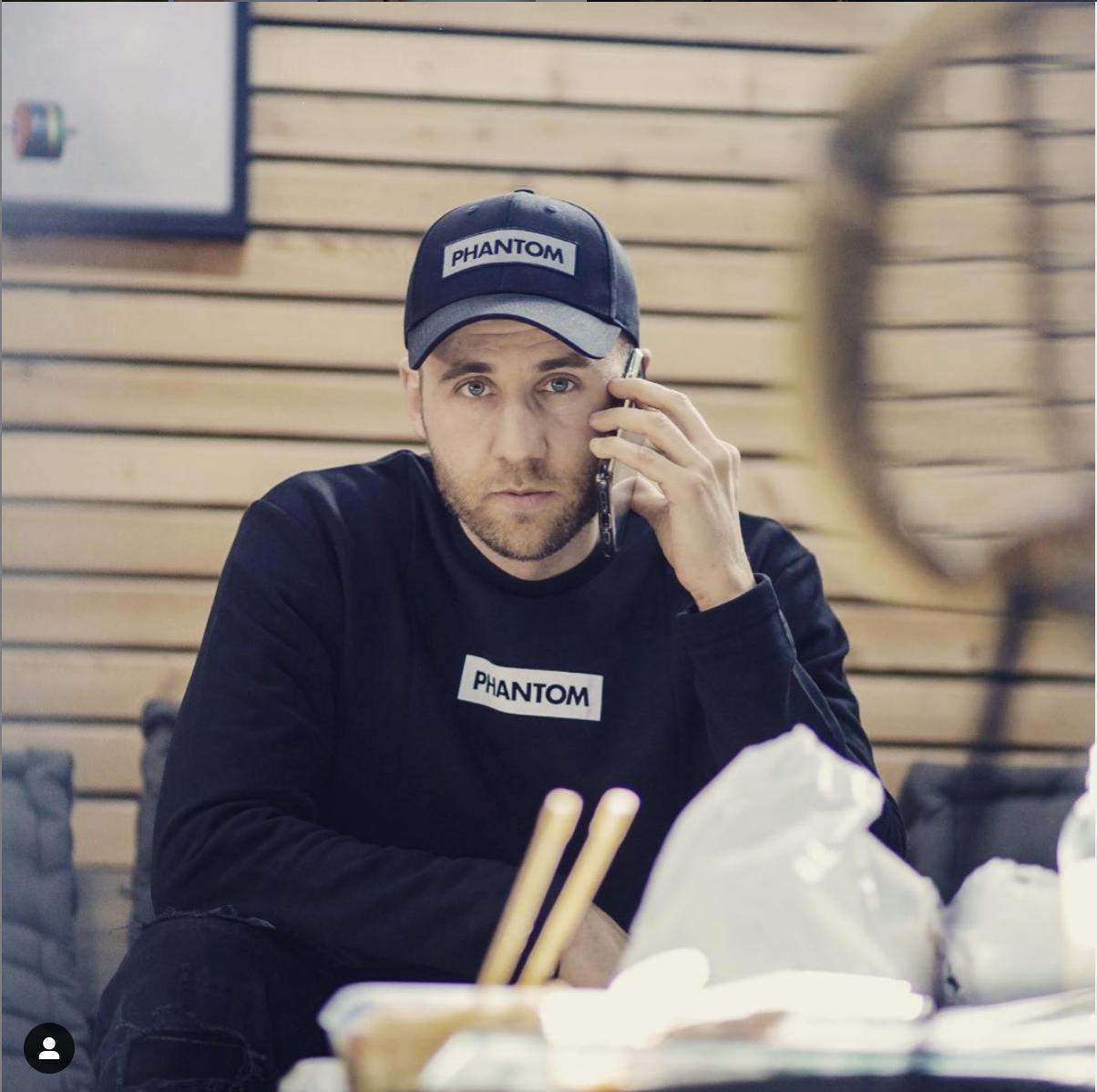 Salzburg Entrepreneur Dominique Wenger Makes Remarkable Strides with Company Phantom Athletics