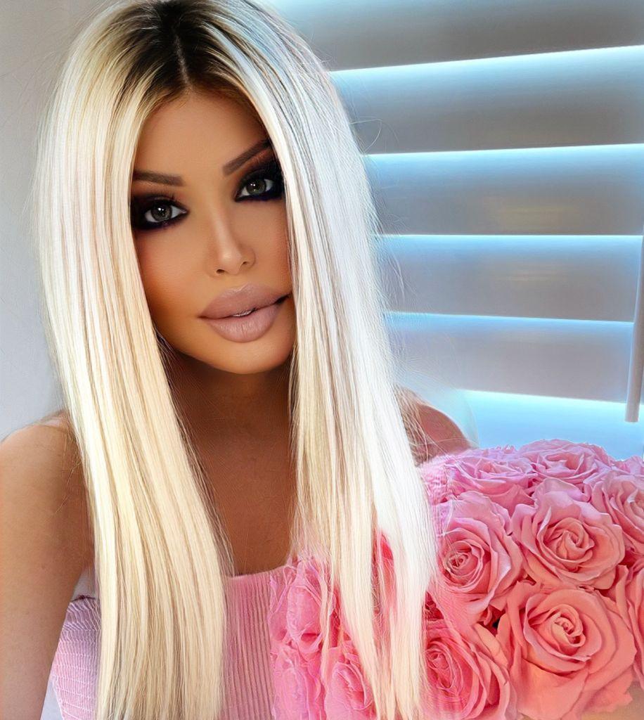 Susana Damouni, the Barbie doll of Instagram