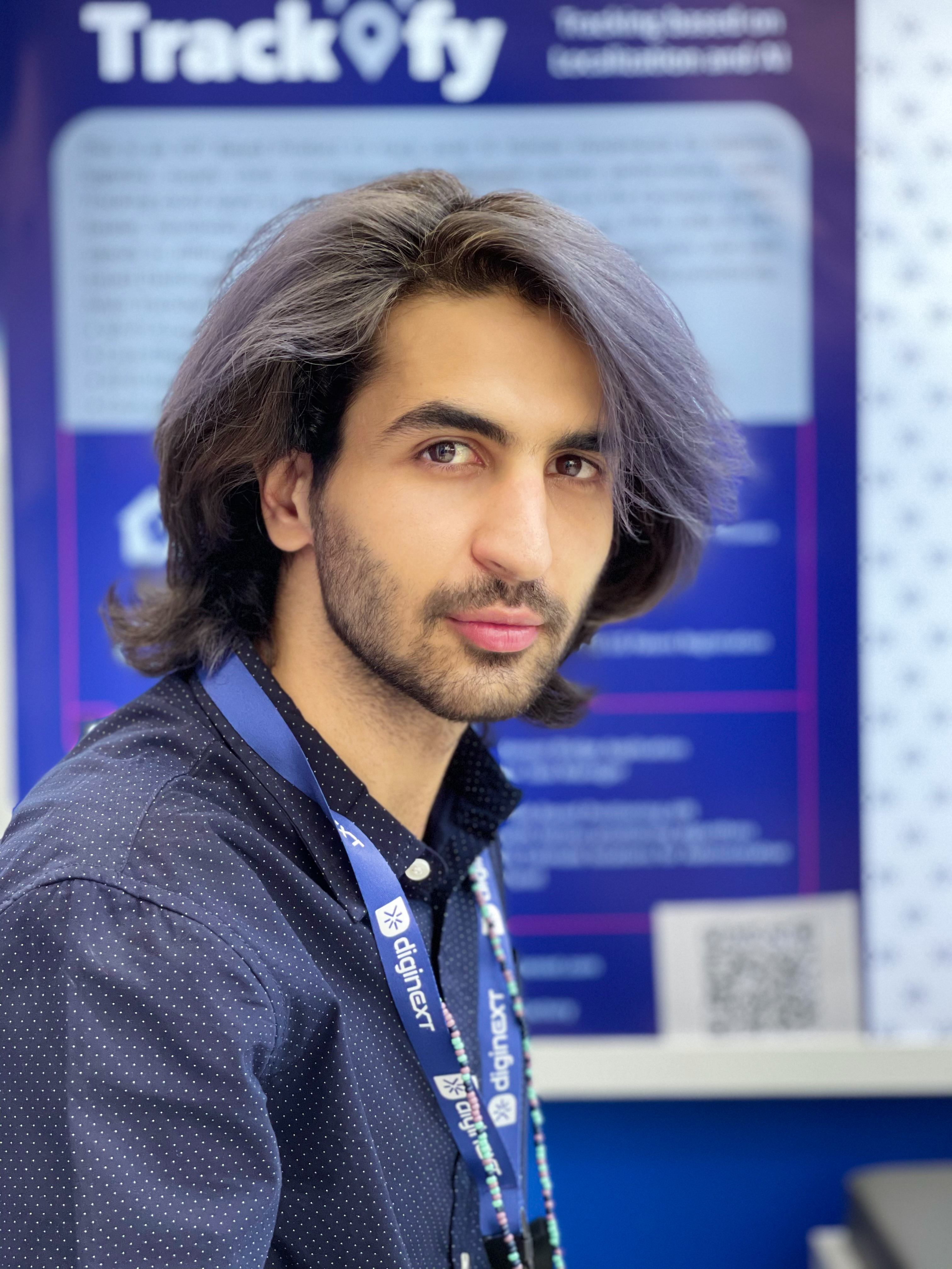 Meet Amin Mehraein, Entrepreneur and Digital Creator on Achieving Success at a Young Age