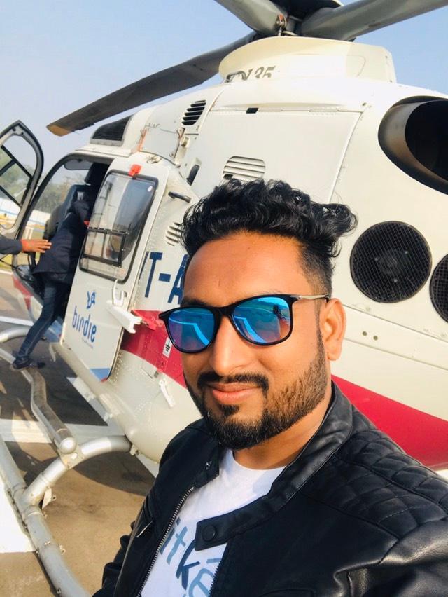 An Indian Entrepreneur Rajiv Gupta's success story