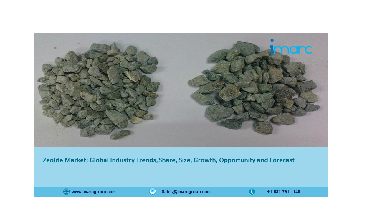 Zeolite Market (2021-2026): Global Size, Share, Trends, Analysis and Research Report - IMARC Group
