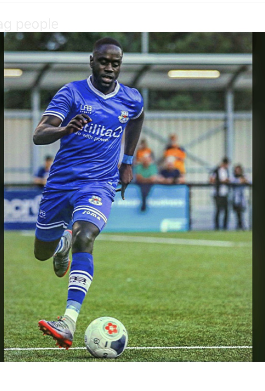 Midfielder Pa Sulay Njie Attracts EFL Clubs With Several Interested In The Gambian International