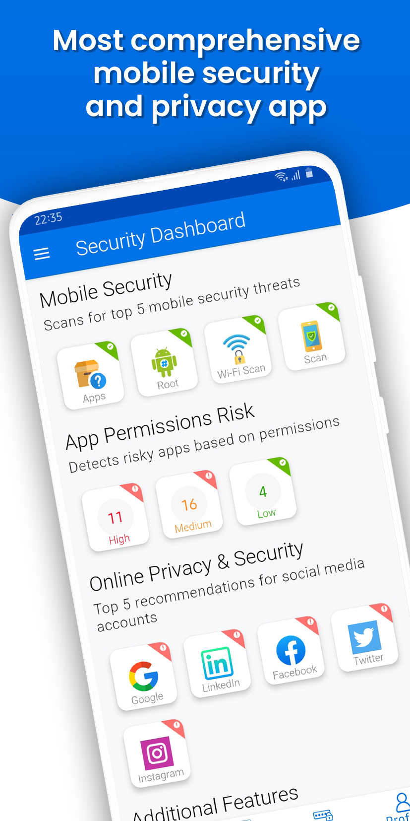 Introducing Infosecyour Mobile Security And Online Privacy App - A Comprehensive Solution For Data Protection