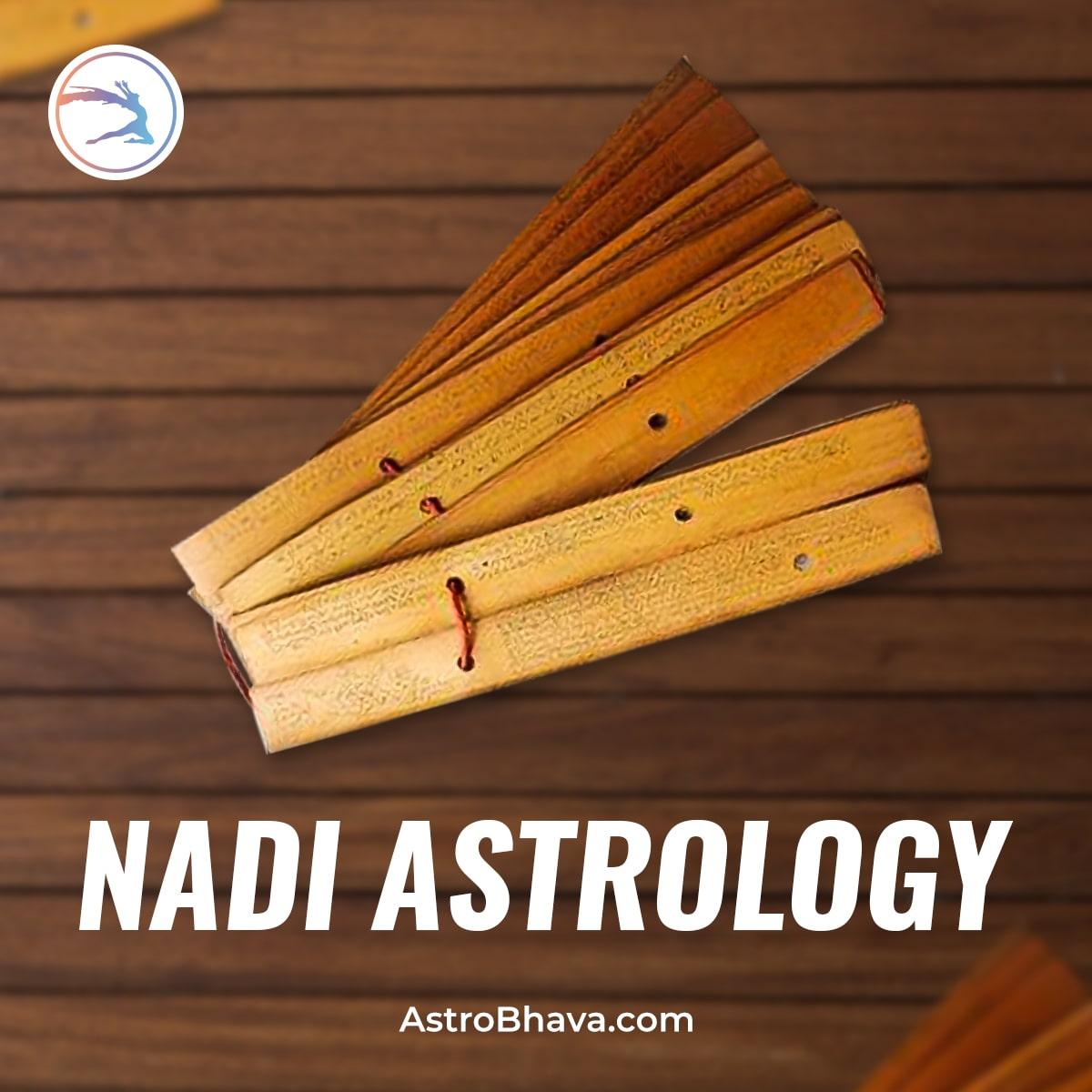 Unravel Destiny with AstroBhava's Nadi Astrology Services