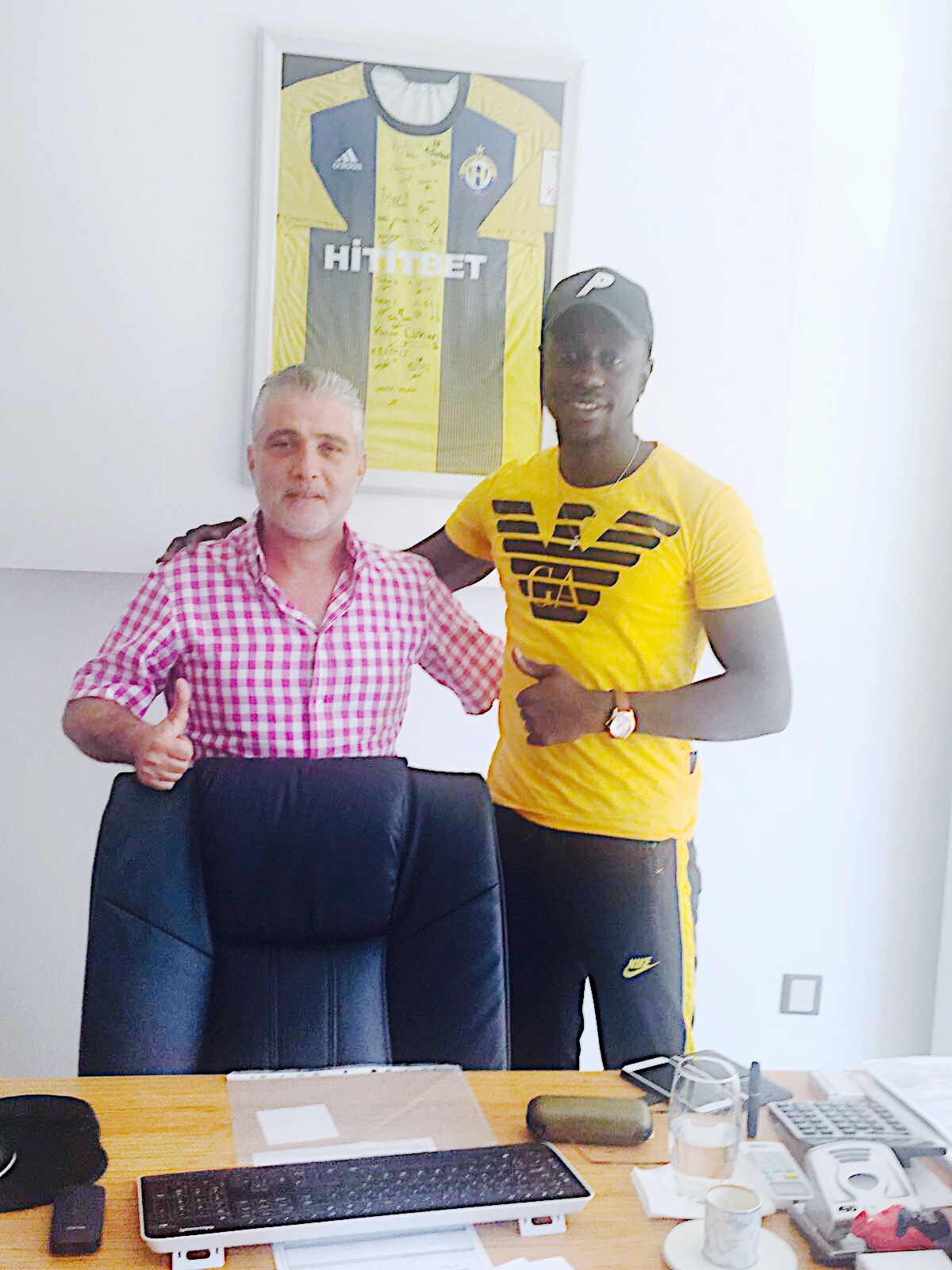 Pa Sulay Njie A Midfielder, Attracts EFL Clubs With Several Interested In The Gambian International