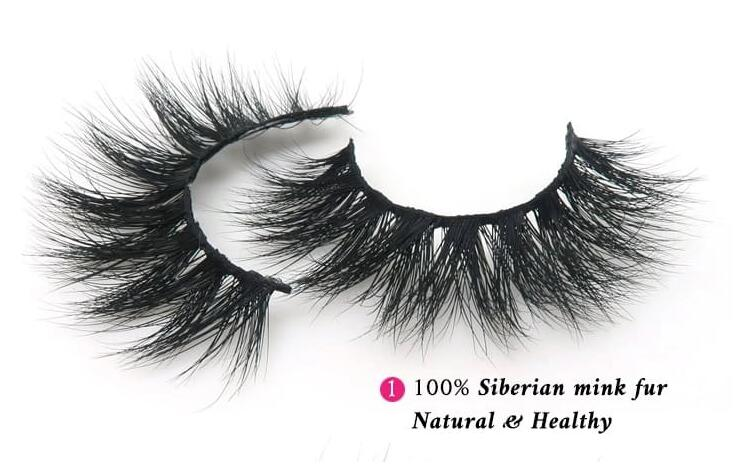 3D mink lashes are always a better option available to consider than regular lashes