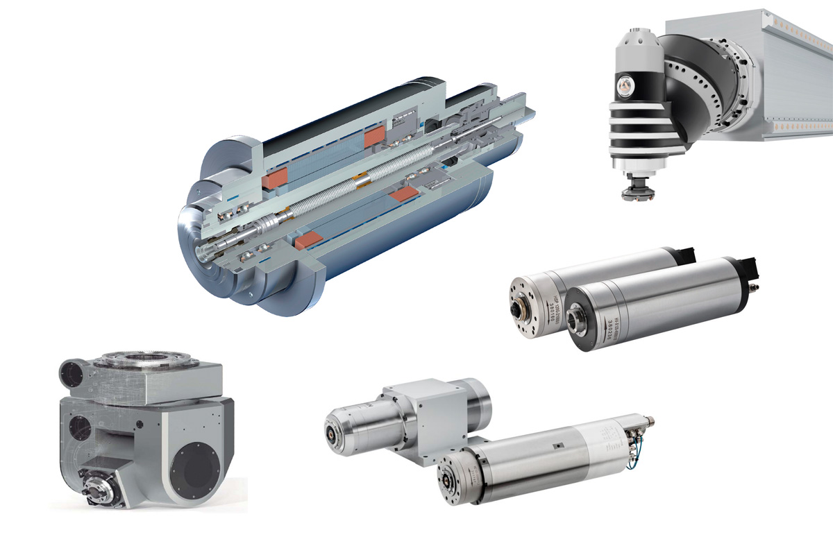 High precision CNC machine electrical Spindle and milling head repair and other machine maintenance services demanding getting bigger