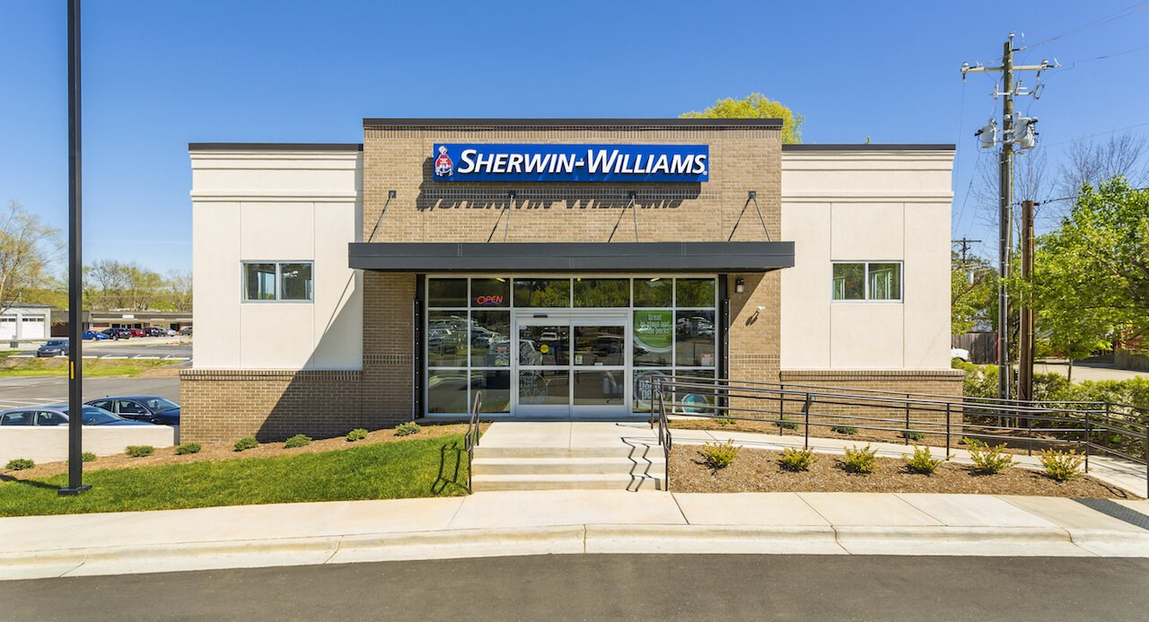 The Boulder Group Arranges Sale of Net Leased Sherwin-Williams