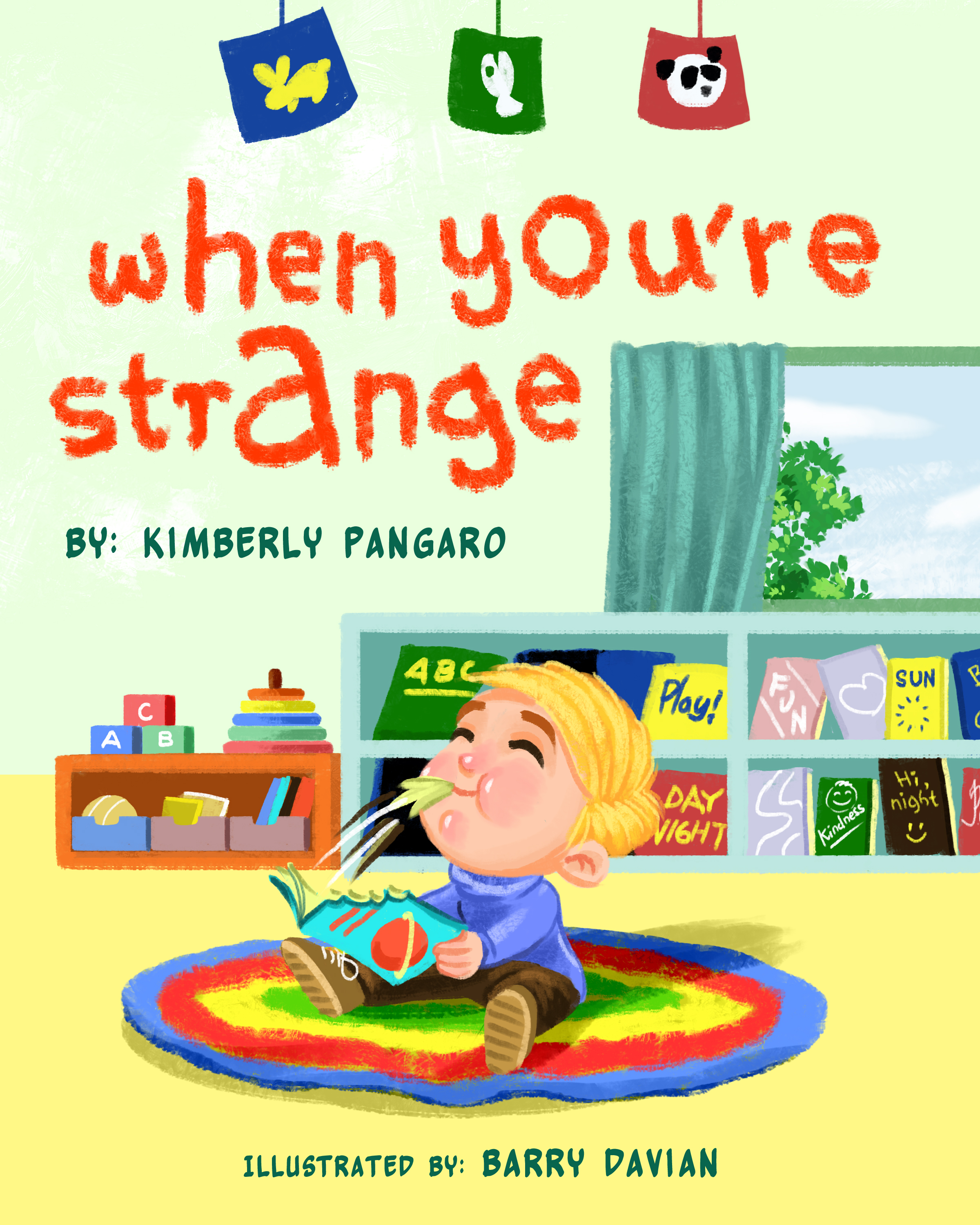 Kimberly Pangaro's Latest Children's Picture Book Celebrates the Uniqueness in Every Child