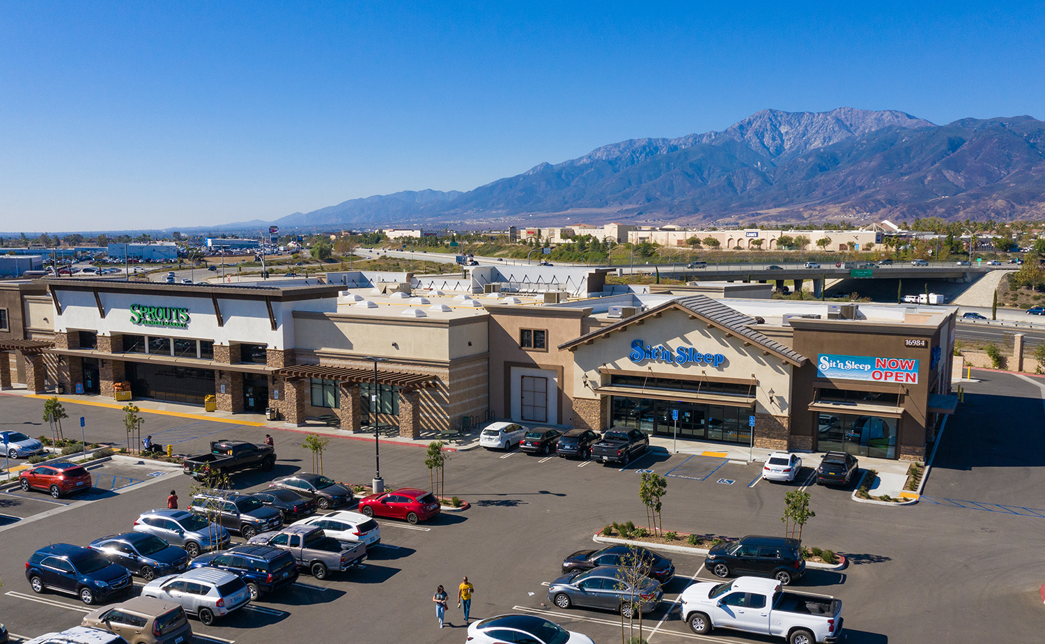 Hanley Investment Group Completes 7th Property Sale at Sprouts-Anchored Shopping Center in Fontana, Calif.