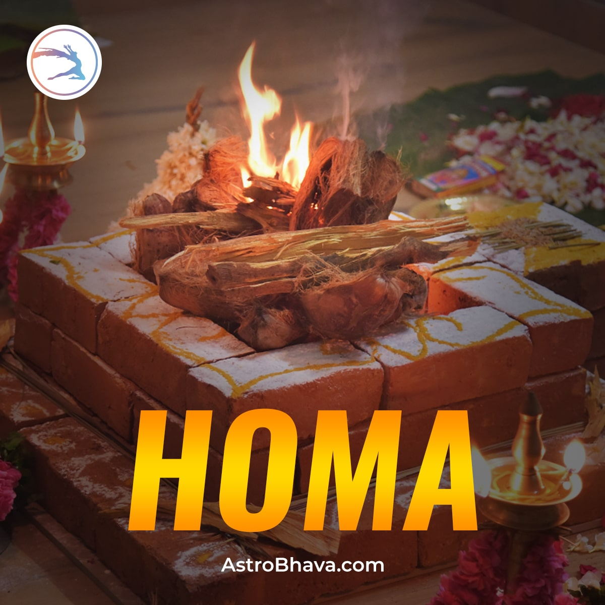 AstroBhava's Authentic and Traditional Vedic Homa Services Conducted Online with LIVE Telecast
