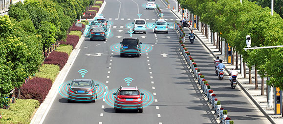 Connected Vehicle Market to Register Substantial Expansion by 2025