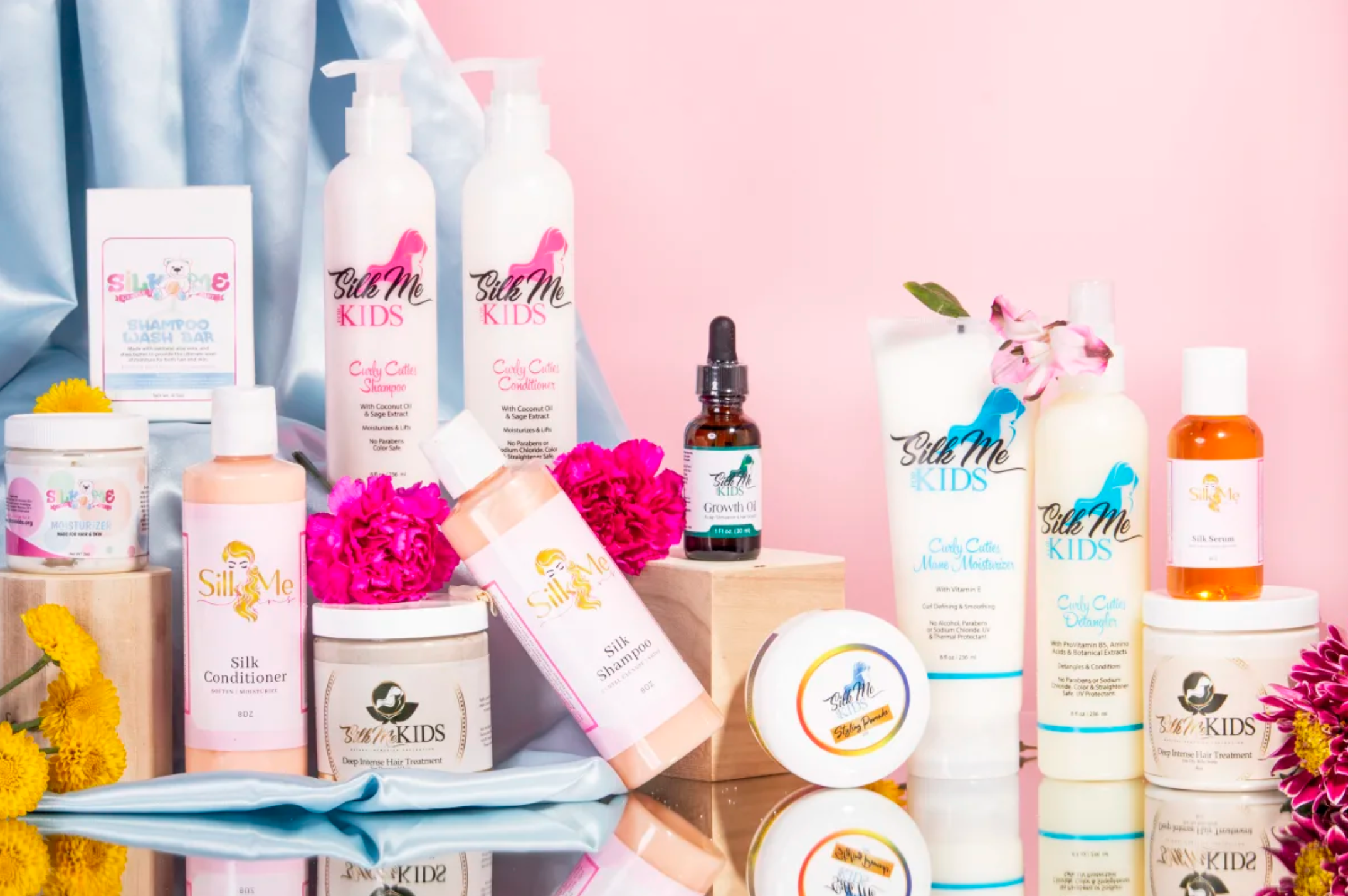 Fascinating New Orleans kids brand hooks parents with amazing kids hair care products
