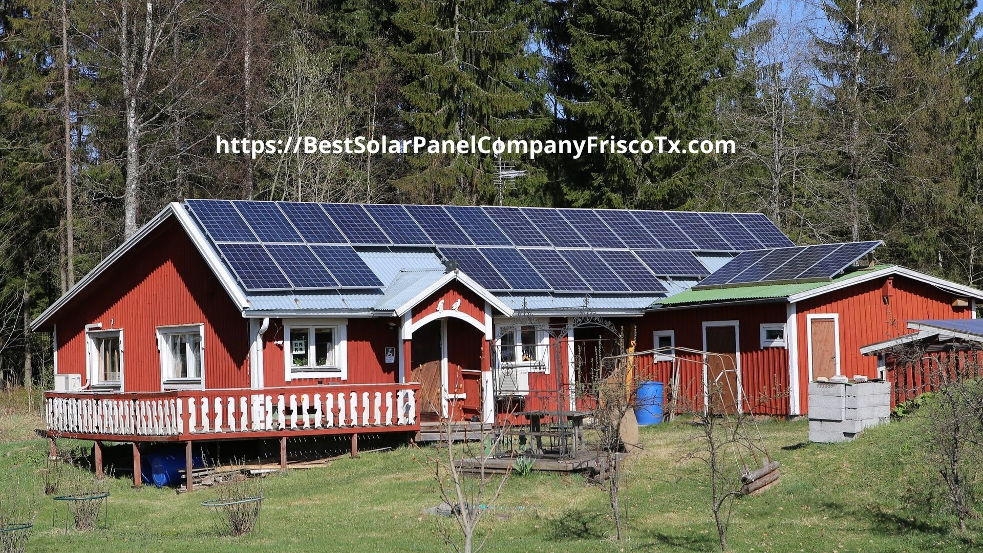 Best Solar Panel Company Frisco TX Launches New Website with Contemporary Design, Crisp Visuals