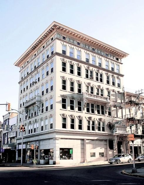 The Thompson Building Goes Back To 1909 To Establish It's Future