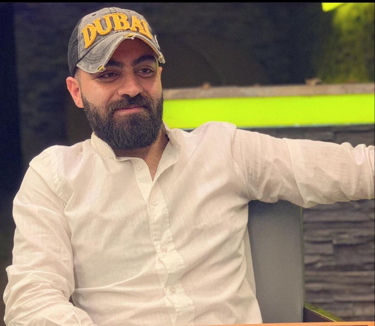 Charbel Makassian, A renowned graphic designer and social media expert