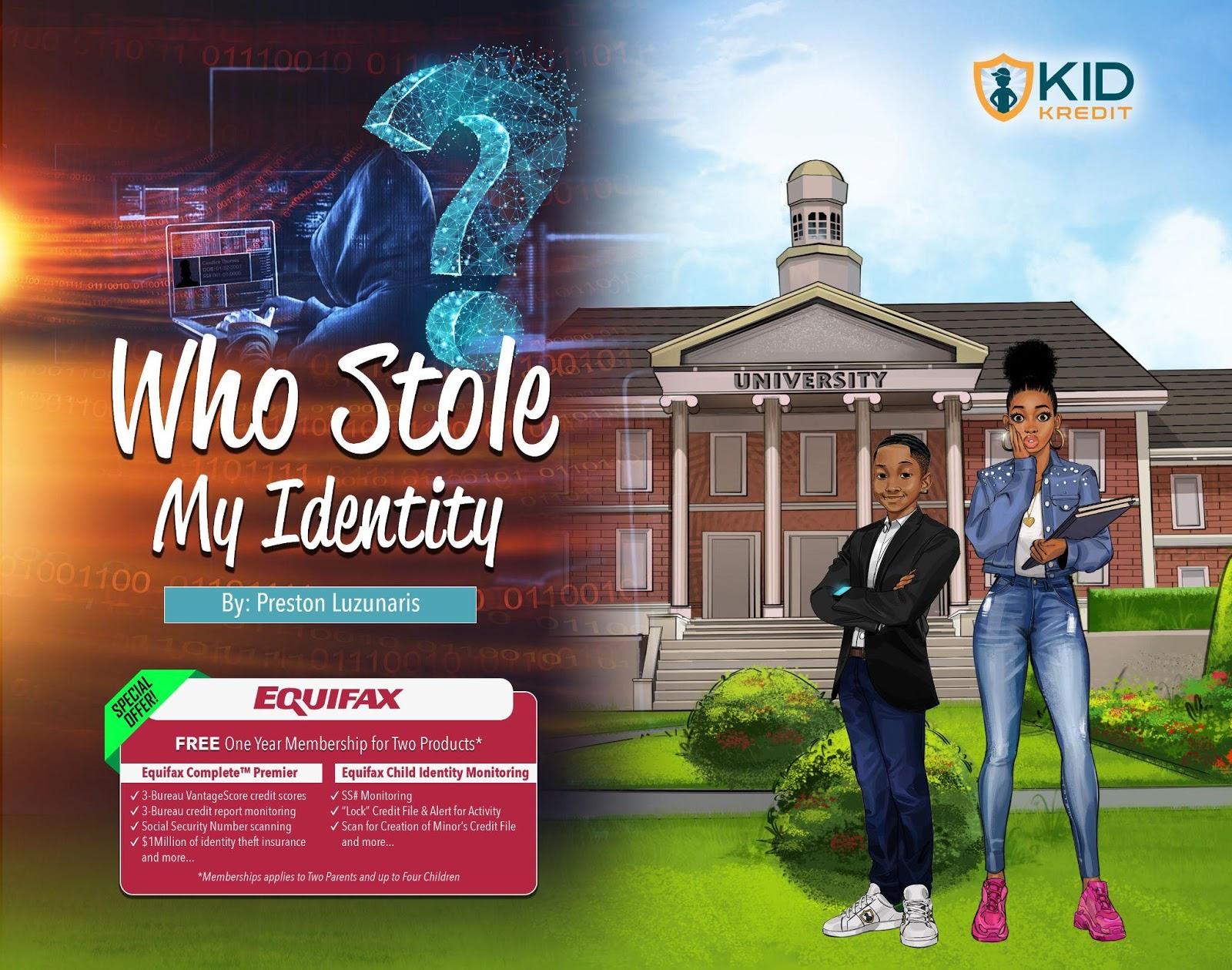 'Kid Kredit' Inks Multimillion-dollar Partnership To Battle Child Identity Theft
