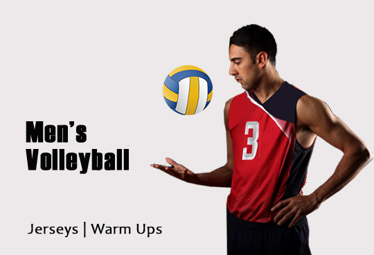 Avail Offer on Custom Volleyball Uniforms
