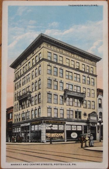 City Envisions Revitalization With The Thompson Building Under New Ownership