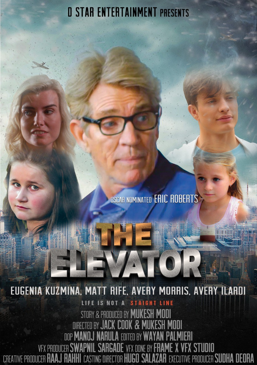 """One Family's Worst Fear Comes to Life in """"The Elevator"""""""