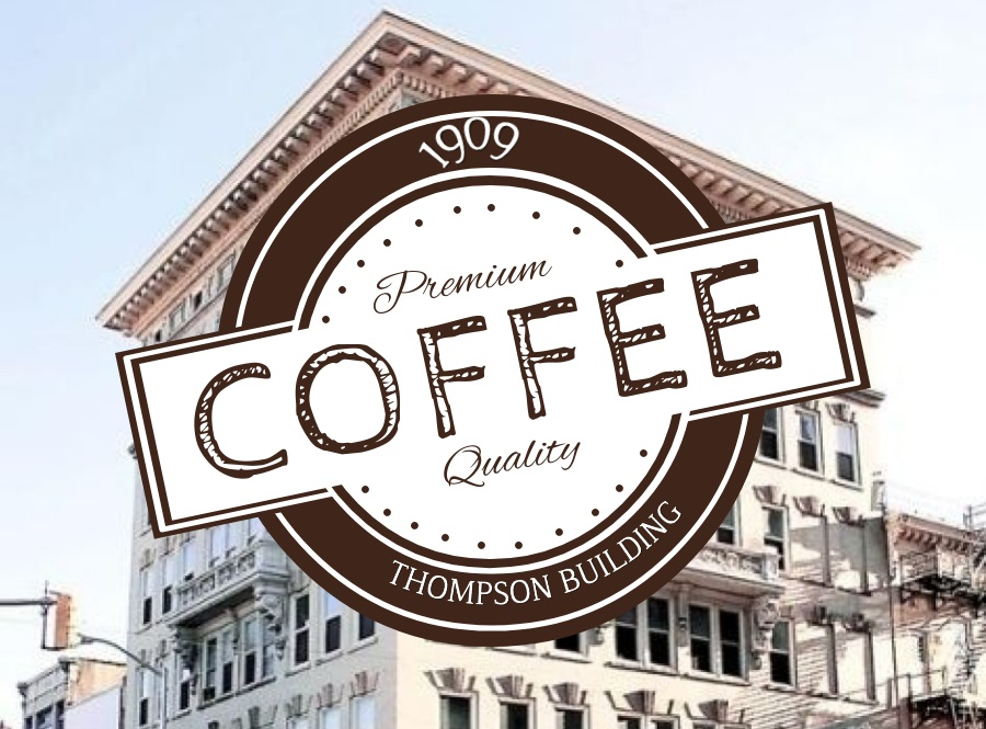 Coffee 1909 Launches Brand To Protect The Historic Thompson building in Pottsville