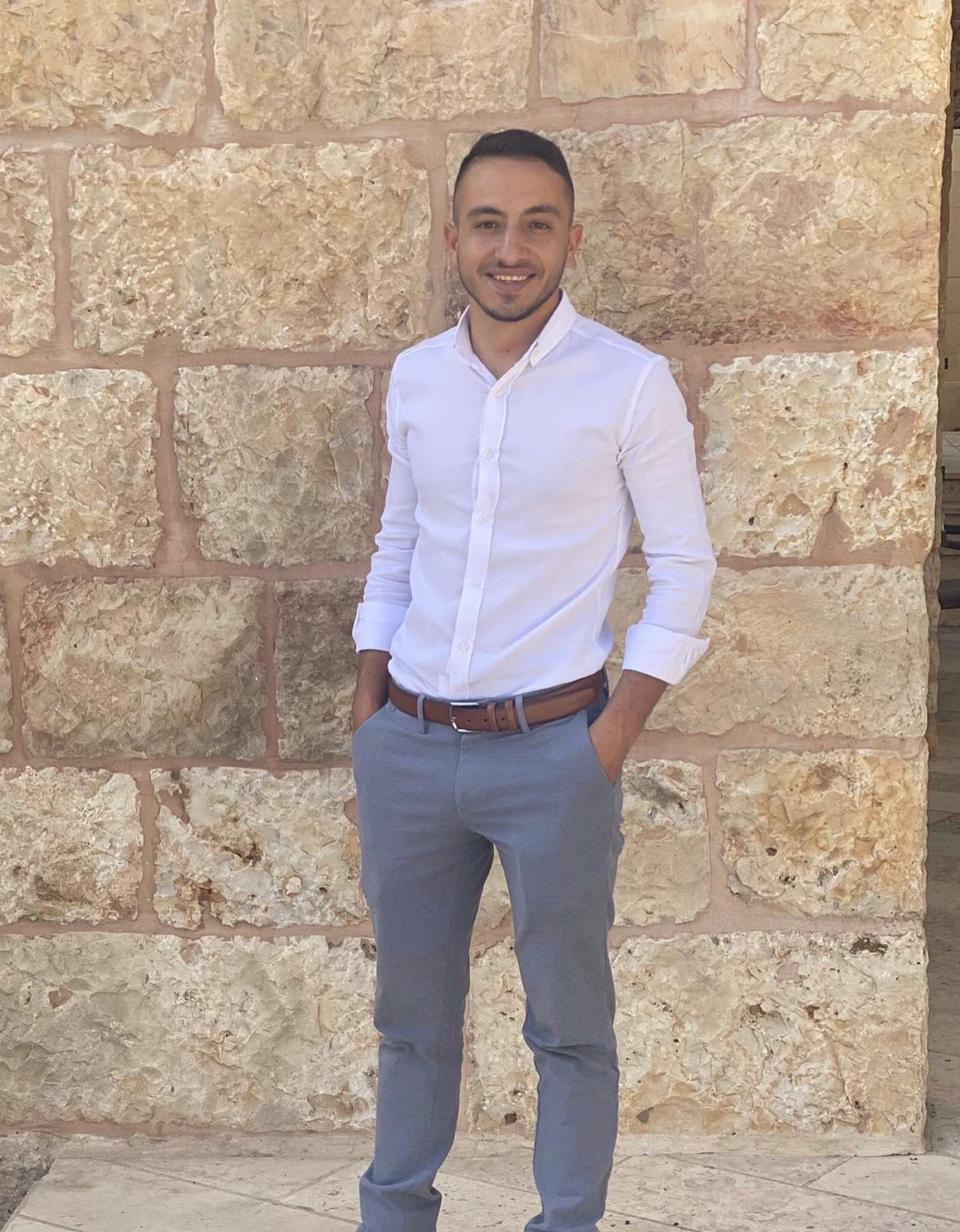 Elias Darqaabar, one of the youngest product managers in the Arab world