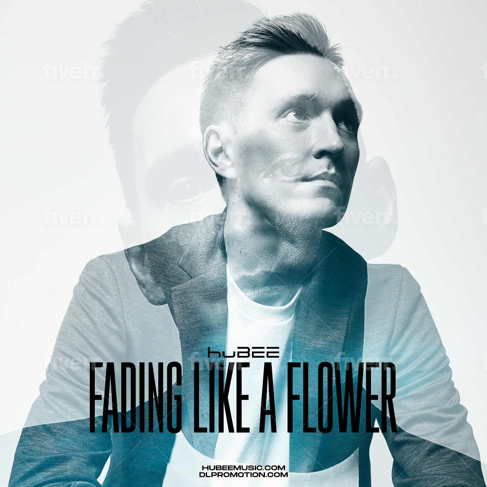 """Hubee is Putting His Stamp on the Music Industry with His Second Release titled """"Fading Like a Flower"""""""