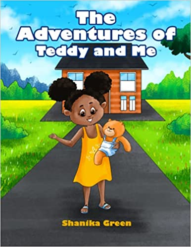 Shanika Green Launches Brand-New Children's Book, 'The Adventures of Teddy and Me'