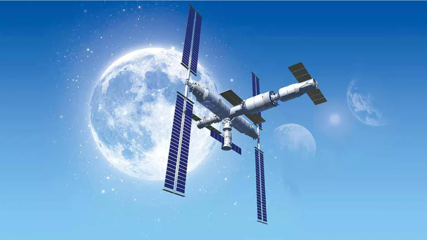 China's New Space Race By Howard Bloom