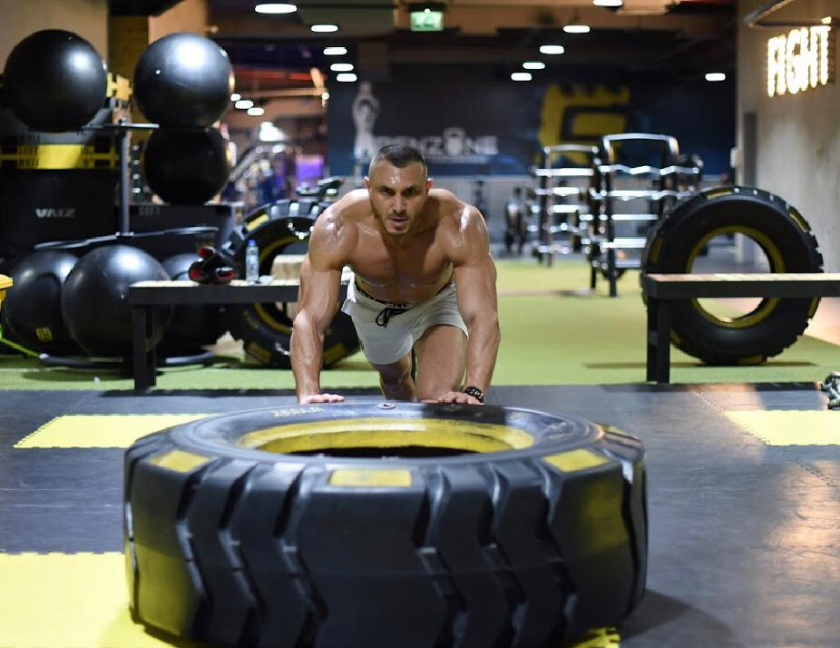 """Ahmed Ahmed, also known as """"Ahmed Mokbel"""" personal trainer with a wide range social media outreach"""