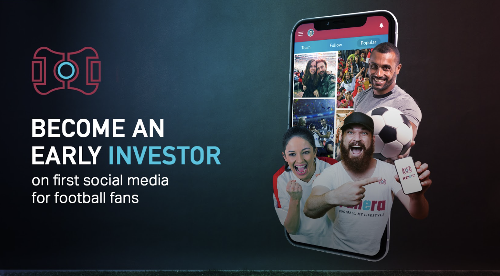 Fanera Launches Equity Crowdfunding Campaign On WeFunder To Unite Football Fans
