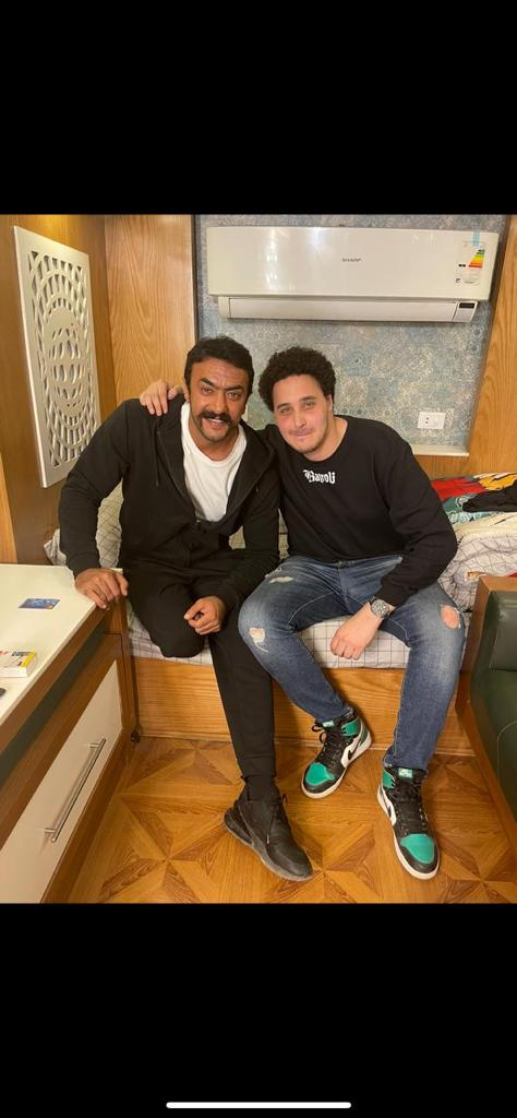 After huge success in Egypt Actor Aly Muhammed Goes to Hollywood