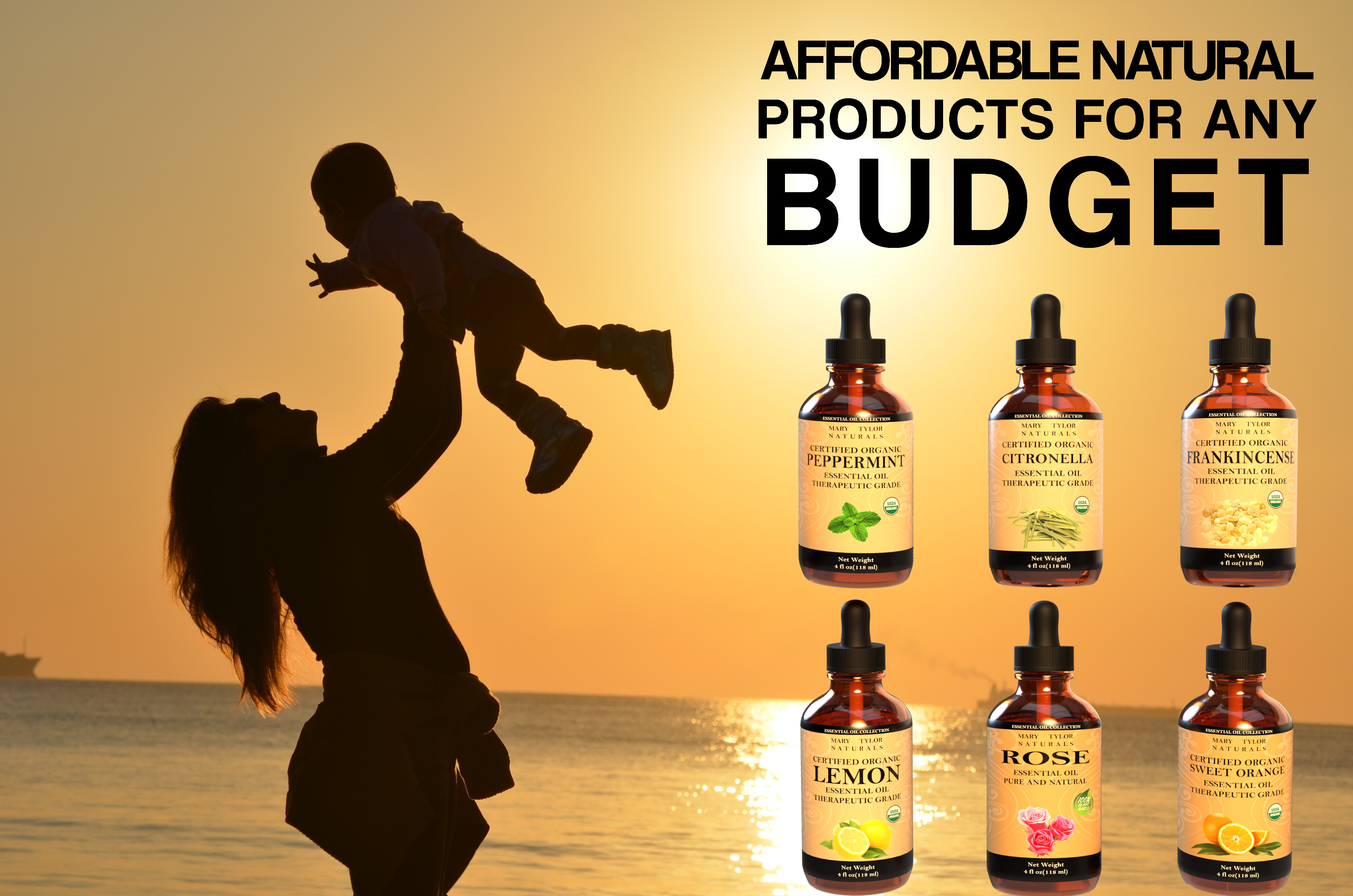 Florida business offers affordable natural products for any budget.