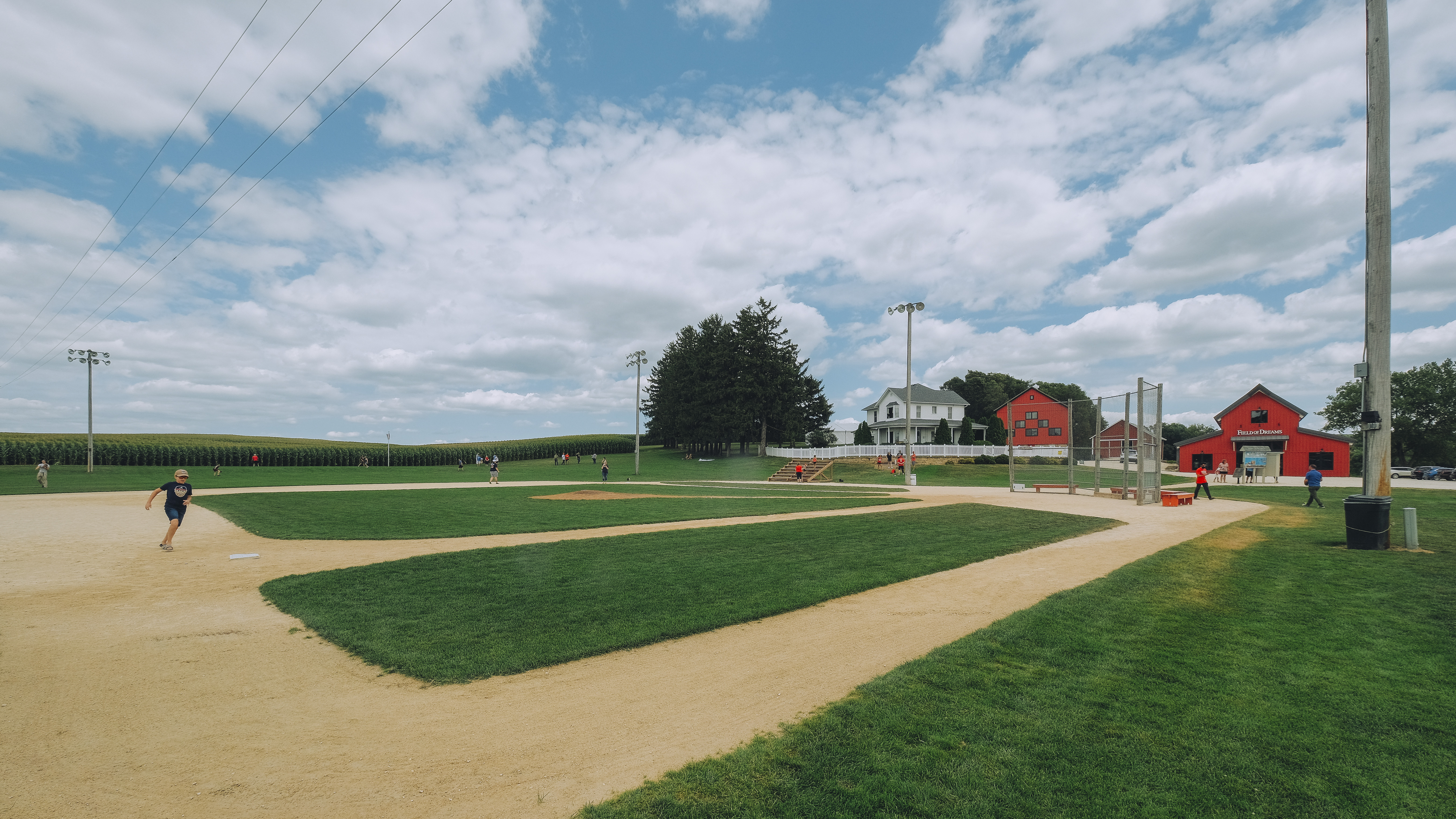 Field of Dreams Game: New York Yankees vs. Chicago White Sox at Field of Dreams - Dyersville, Iowa