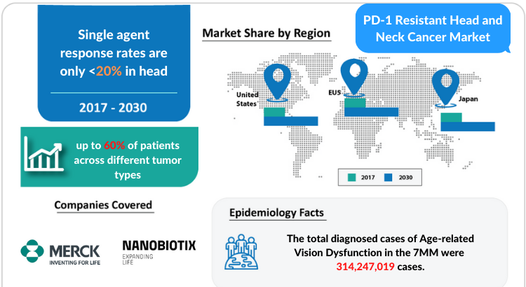 PD 1 Resistant Head and Neck Cancer Market Insight and Market Report 2030 by DelveInsight