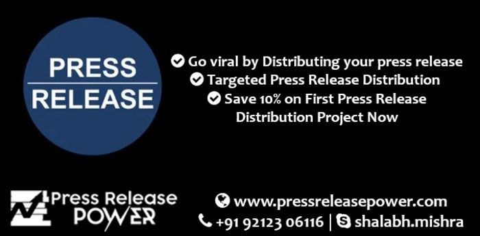 Variety of Press releases offered by Press Release Power